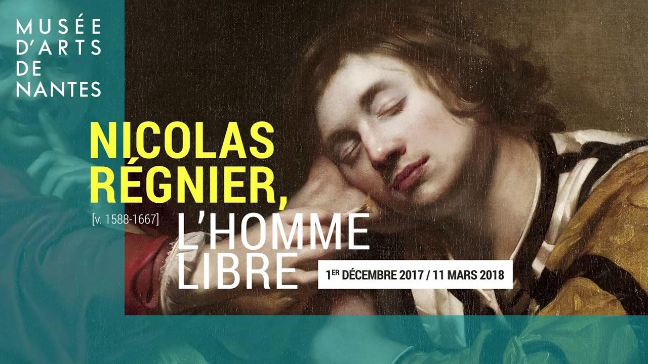 Nicolas Régnier, l'homme libre